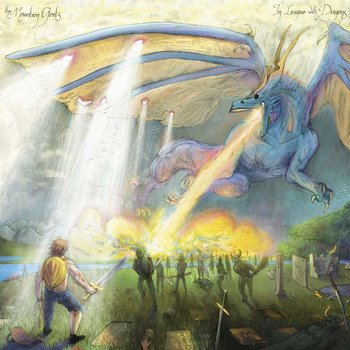 THE MOUNTAIN GOATS - IN LEAGUE WITH DRAGONS (Vinyl LP)