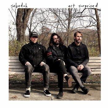 SEBADOH - ACT SURPRISED (CD)