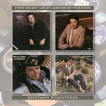MICKEY GILLEY - THE SONGS WE MADE LOVE TO /  THAT'S ALL THAT MATTERS TO ME / YOU DON'T KNOW ME / PUT YOUR DREAMS AWAY (CD).