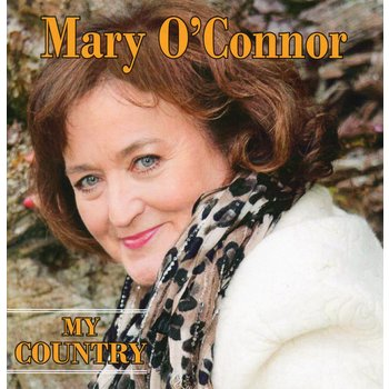 MARY O'CONNOR - MY COUNTRY (CD)