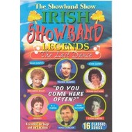 IRISH SHOWBAND LEGENDS (DVD)...