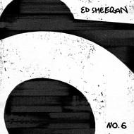 ED SHEERAN - N0.6 COLLABORATIONS PROJECT (CD).