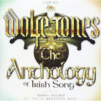 WOLFE TONES - ANTHOLOGY OF IRISH SONG (CD)