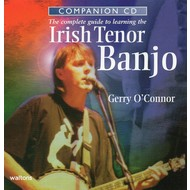 GERRY O'CONNOR - IRISH TENOR BANJO (CD)...