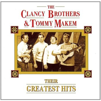THE CLANCY BROTHERS & TOMMY MAKEM - THEIR GREATEST HITS (CD)
