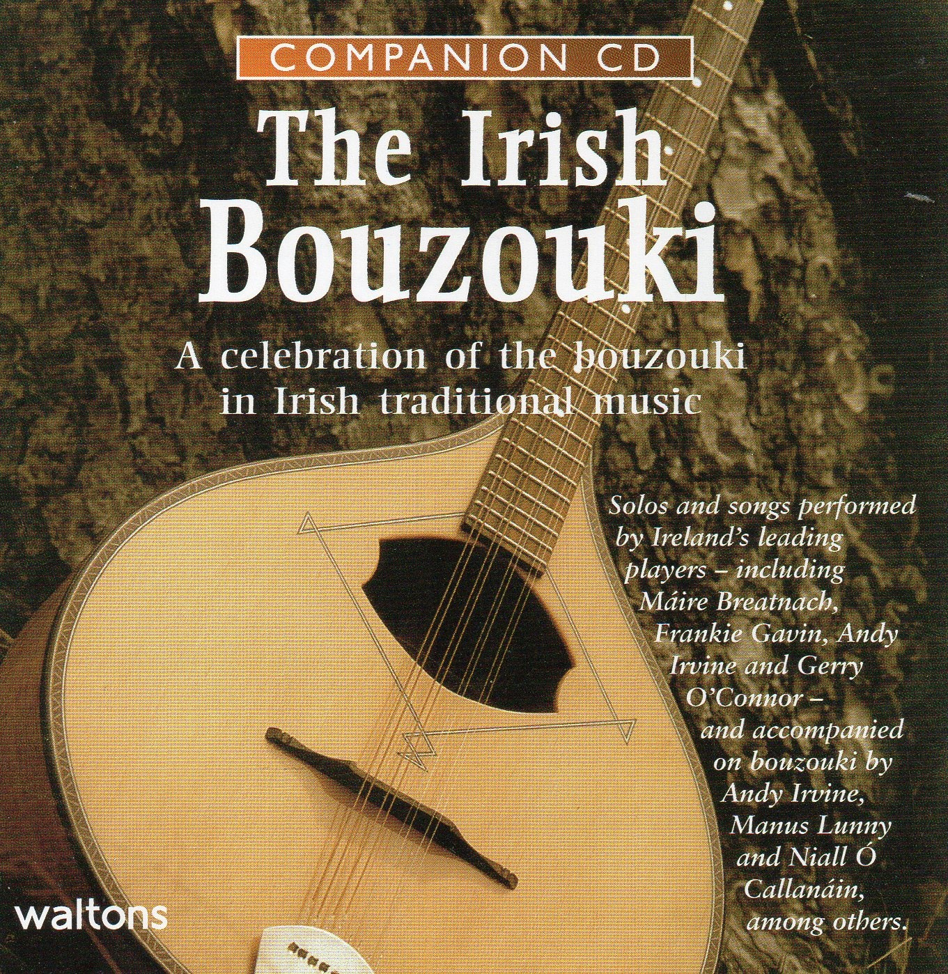 The Irish Bouzouki CD - CDWorld ie