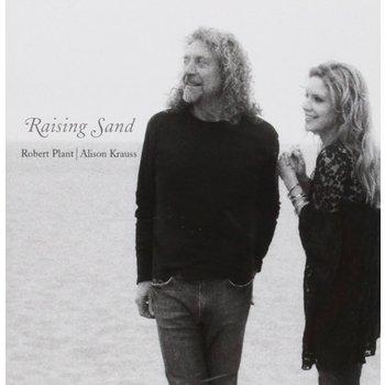 ROBERT PLANT & ALISON KRAUSS - RAISING SAND (CD)