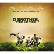 O BROTHER, WHERE ART THOU - SOUNDTRACK (CD).