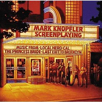 MARK KNOPFLER - SCREENPLAYING (CD).
