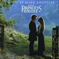 MARK KNOPFLER - THE PRINCESS BRIDE OST (CD).