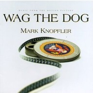 MARK KNOPFLER - WAG THE DOG OST (CD).