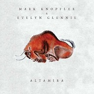 MARK KNOPFLER AND EVELYN GLENNIE - ALTAMIRA OST (CD).
