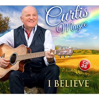 CURTIS MAGEE - I BELIEVE (CD)