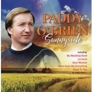 PADDY O'BRIEN - SUNNYSIDE (CD)...