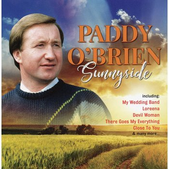 PADDY O'BRIEN - SUNNYSIDE (CD)