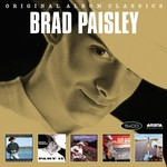 BRAD PAISLEY- ORIGINAL ALBUMS CLASSICS (CD).