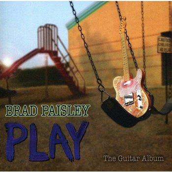 BRAD PAISLEY - PLAY (CD)