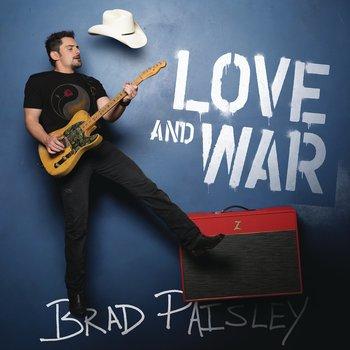 BRAD PAISLEY - LOVE AND WAR (CD)