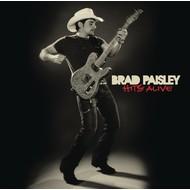 BRAD PAISLEY - HITS ALIVE (CD)..
