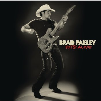 BRAD PAISLEY - HITS ALIVE (CD)