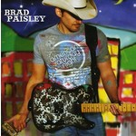 BRAD PAISLEY - AMERICAN SATURDAY NIGHT (CD)..