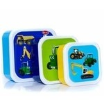 TRACTOR TED - LUNCH BOX (SET OF 3)