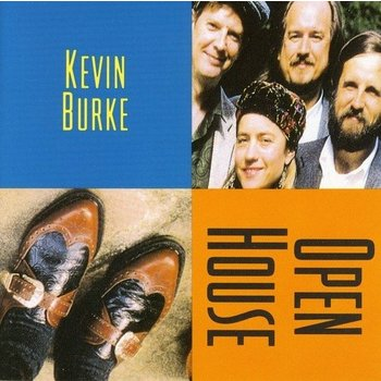 KEVIN BURKE - OPEN HOUSE (CD)