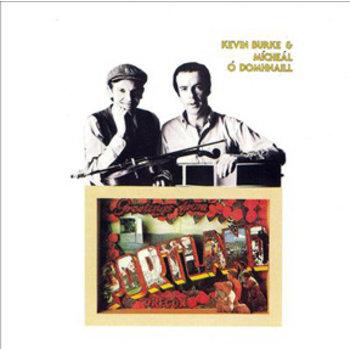 KEVIN BURKE & MÍCHEÁL Ó DOMHNAILL - PORTLAND (CD)