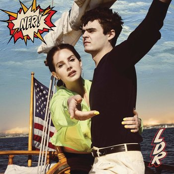 LANA DEL RAY - NORMAN F**KING ROCKWELL (CD)