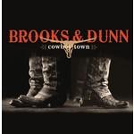 BROOKS & DUNN - COWBOY TOWN (CD).