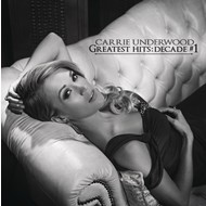 CARRIE UNDERWOOD - GREATEST HIT'S DECADE (CD).