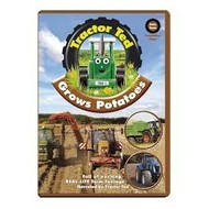 TRACTOR TED  - GROWS POTATOES (DVD)...