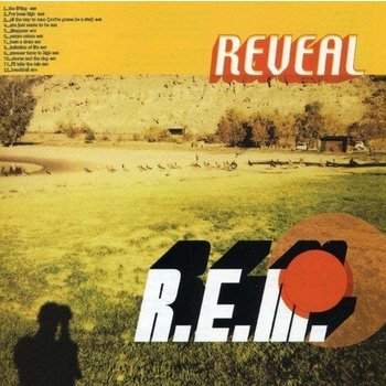 REM - REVEAL (CD)
