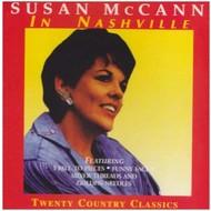 SUSAN MCCANN - IN NASHVILLE (CD)...