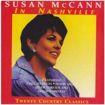 SUSAN MCCANN - IN NASHVILLE (CD)