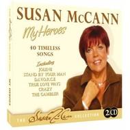 SUSAN MCCANN - MY HEROES (CD)...