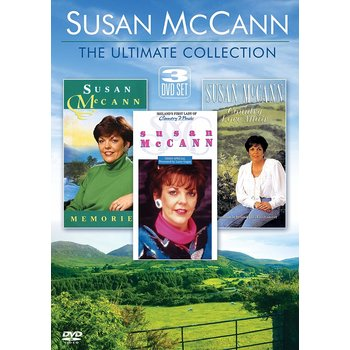 SUSAN MCCANN - THE ULTIMATE COLLECTION (3 DVD SET)