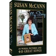 SUSAN MCCANN - MY STORY (DVD).
