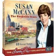 SUSAN MCCANN - THE NASHVILLE YEARS (CD).