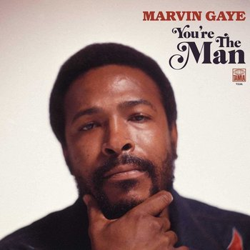 MARVIN GAYE - YOU'RE THE MAN (CD)