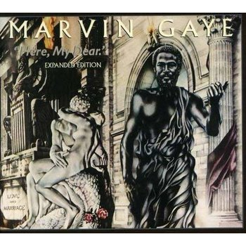 MARVIN GAYE - HERE MY DEAR (EXPANDED EDITION CD)