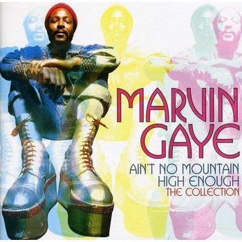 MARVIN GAYE - AIN'T NO MOUNTAIN HIGH ENOUGH, THE COLLECTION (CD)
