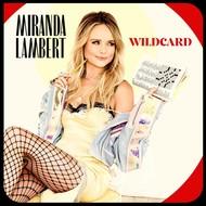 MIRANDA LAMBERT - WILDCARD (CD).