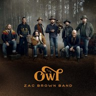 ZAC BROWN BAND - THE OWL (CD).