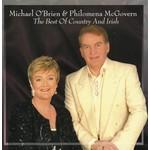 MICHAEL O'BRIEN & PHILOMENA MCGOVERN - THE BEST OF COUNTRY AND IRISH (CD).. )