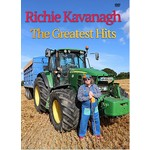 RICHIE KAVANAGH - THE GREATEST HITS (DVD)...