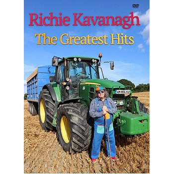 RICHIE KAVANAGH - THE GREATEST HITS (DVD)