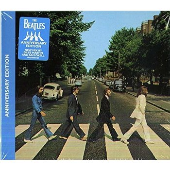 THE BEATLES - ABBEY ROAD 50TH ANNIVERSARY EDITION (CD)