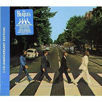 THE BEATLES - ABBEY ROAD 50TH ANNIVERSARY 2 CD DELUXE EDITION (CD)