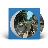 THE BEATLES - ABBEY ROAD 50TH ANNIVERSARY PICTURE DISC EDITION (Vinyl LP).
